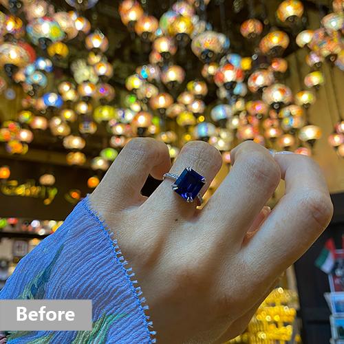 Jewelry retouching service-Zenone studio - basic jewelry retouching social media b