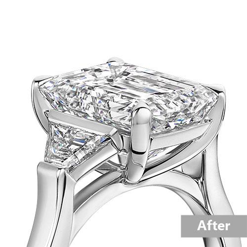 Jewelry retouching service-Zenone studio - pro jewelry retouching enhance diamond a 1
