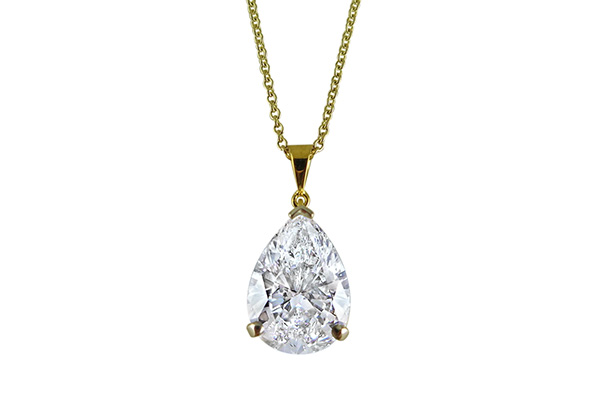 correct jewelry diamond color final effect