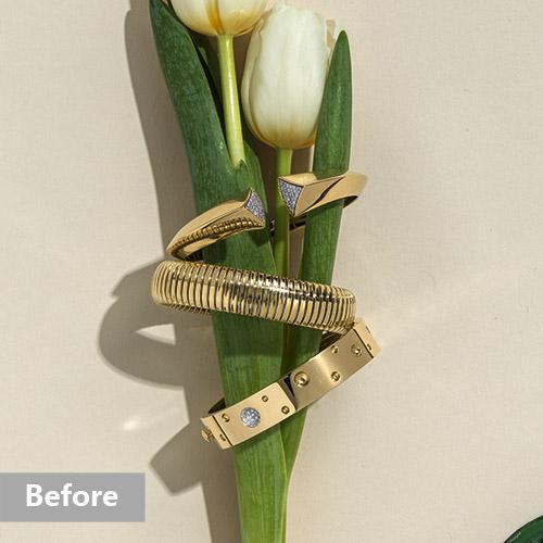 Jewelry retouching service-Zenone studio - jewelry retouching example highend b