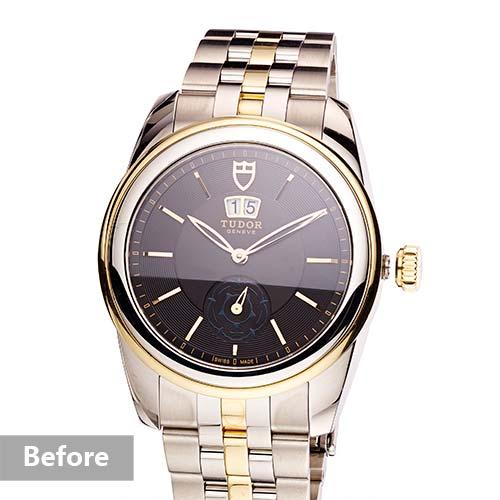 Jewelry retouching service-Zenone studio - jewelry retouching example pro b