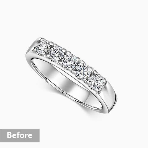 Jewelry retouching service-Zenone studio - jewelry retouching example recolor b