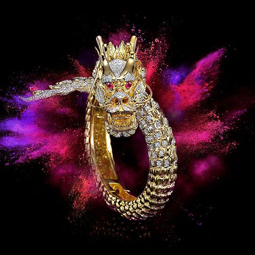Jewelry retouching service-Zenone studio - jewelry retouching example 1
